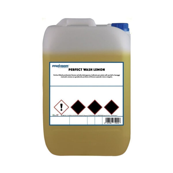 FraBer Tanica Perfect wash lemon kemikalije za autopraonu
