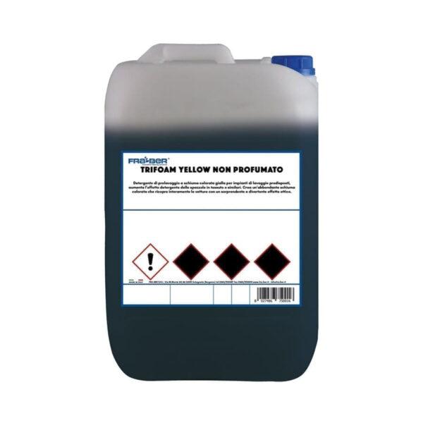 FraBer Tanica Trifoam yellow non profumato kemikalije za autopraonu