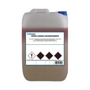 FraBer Tanica Superlavateli bicomponente kemikalije za autopraonu