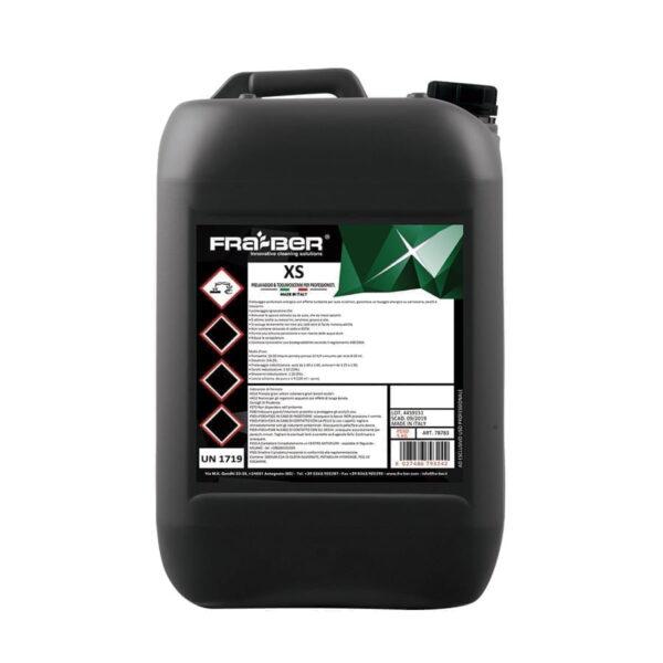 FraBer LineaX XS kemikalije za autopraonu