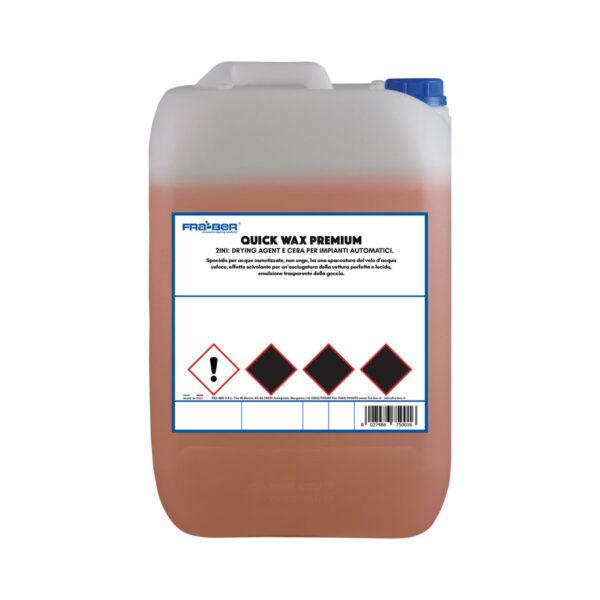 FraBer Tanica Quick Wax Premium kemikalije za autopraonu
