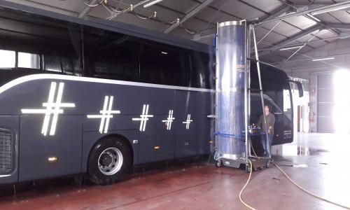 automatska autopraonica kamioni autobusi bitimec speedy wash mod 101ST 1