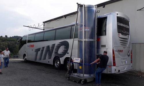 automatska autopraonica kamioni autobusi bitimec speedy wash mod 101ST 2