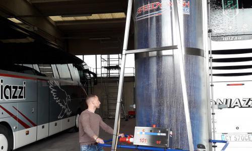 automatska autopraonica kamioni autobusi bitimec speedy wash mod 101ST 3