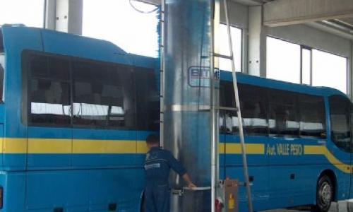 automatska autopraonica kamioni autobusi bitimec speedy wash mod 101ST 5